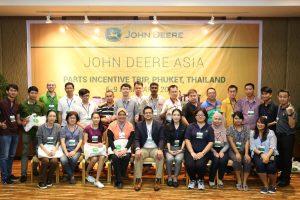 John Deere Asia 2017 6-9 Feb 201710